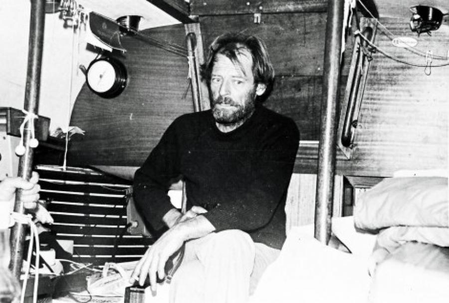 Капитан Георги Георгиев - първият българин, обиколил света с яхта