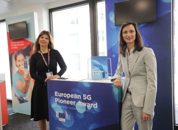 Apply for the European 5G Pioneer award