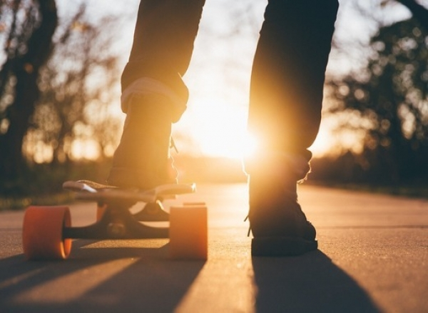 Dead public spaces to be revitalised as skateboarding grounds