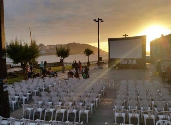 Today is the last Solar Cinema screening for this year