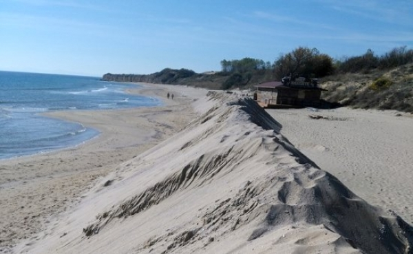 DESTROY THE DUNES IN NESSEBAR
